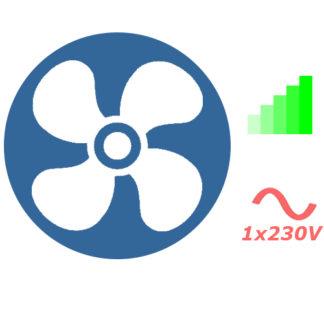 Однофазные трансформаторные регуляторы (230V)