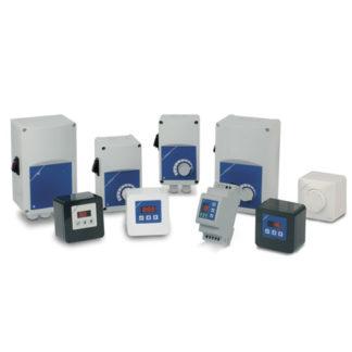 Электронные регуляторы скорости вентиляторов